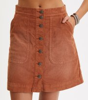 Odd Molly - Living All The Way Skirt - GOLDEN BROWN