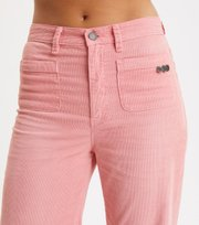 Odd Molly - Living All The Way Pant - STRAWBERRY PINK