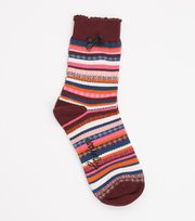 Odd Molly - Socky Sock - PINK MULTI