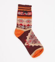 Odd Molly - Socky Sock - DEEP RED
