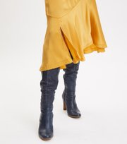 Odd Molly - Shine With Confidence Skirt - OCHRE