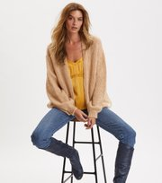Odd Molly  - Shine With Confidence Top - OCHRE
