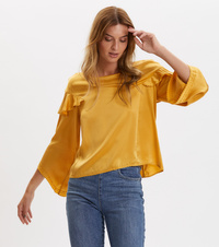 Shine With Confidence Blouse