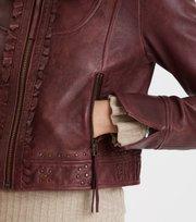 Odd Molly - My Mittygritty Jacket - DEEP CHOCOLATE