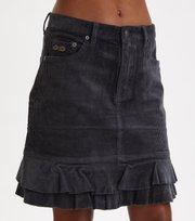 Odd Molly - Power Hour Skirt - MIDNIGHT BLACK