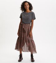 Odd Molly - For The Love Of Lust Skirt - ALMOST BLACK