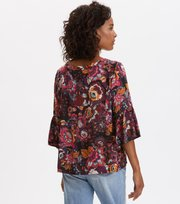 Odd Molly - Extravaganca Blouse - ALMOST BLACK