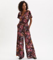 Odd Molly - Extravaganca Jumpsuit - ALMOST BLACK