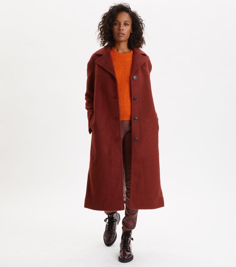 Lengthy Beaut Coat