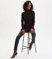 Odd Molly - Decisionmaker L/S Top - ALMOST BLACK