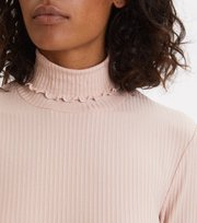 Odd Molly - Decisionmaker L/S Top - PINK SAND