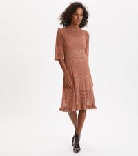 Pretty Pointelle Dress