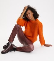 Odd Molly - Savage Sweater - ORANGE
