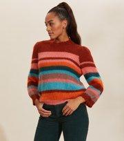 Odd Molly - Savage Sweater - MULTI