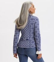 Odd Molly - Lovely Knit Cardigan - NIGHTFALL BLUE