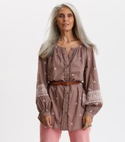 Odd Molly - I´m The Last Bit Tunic - TAUPE