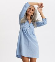 Odd Molly - Above And Beyond Dress - SKY BLUE