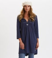Odd Molly - Above And Beyond Dress - DARK BLUE