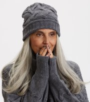 Odd Molly - Good For Everything Beanie - BOULDER GREY