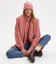Odd Molly - Good For Everything Scarf - SPARKLING PINK