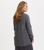 Odd Molly - Good For Everything Cardigan - BOULDER GREY