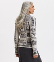 Odd Molly - Uncommon & Free Cardigan - GREY MELANGE