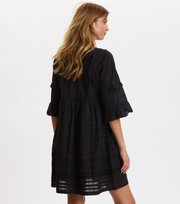 Odd Molly - Delicately Strong Dress - ALMOST BLACK