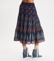 Odd Molly - La Vie Boheme Skirt - DARK BLUE