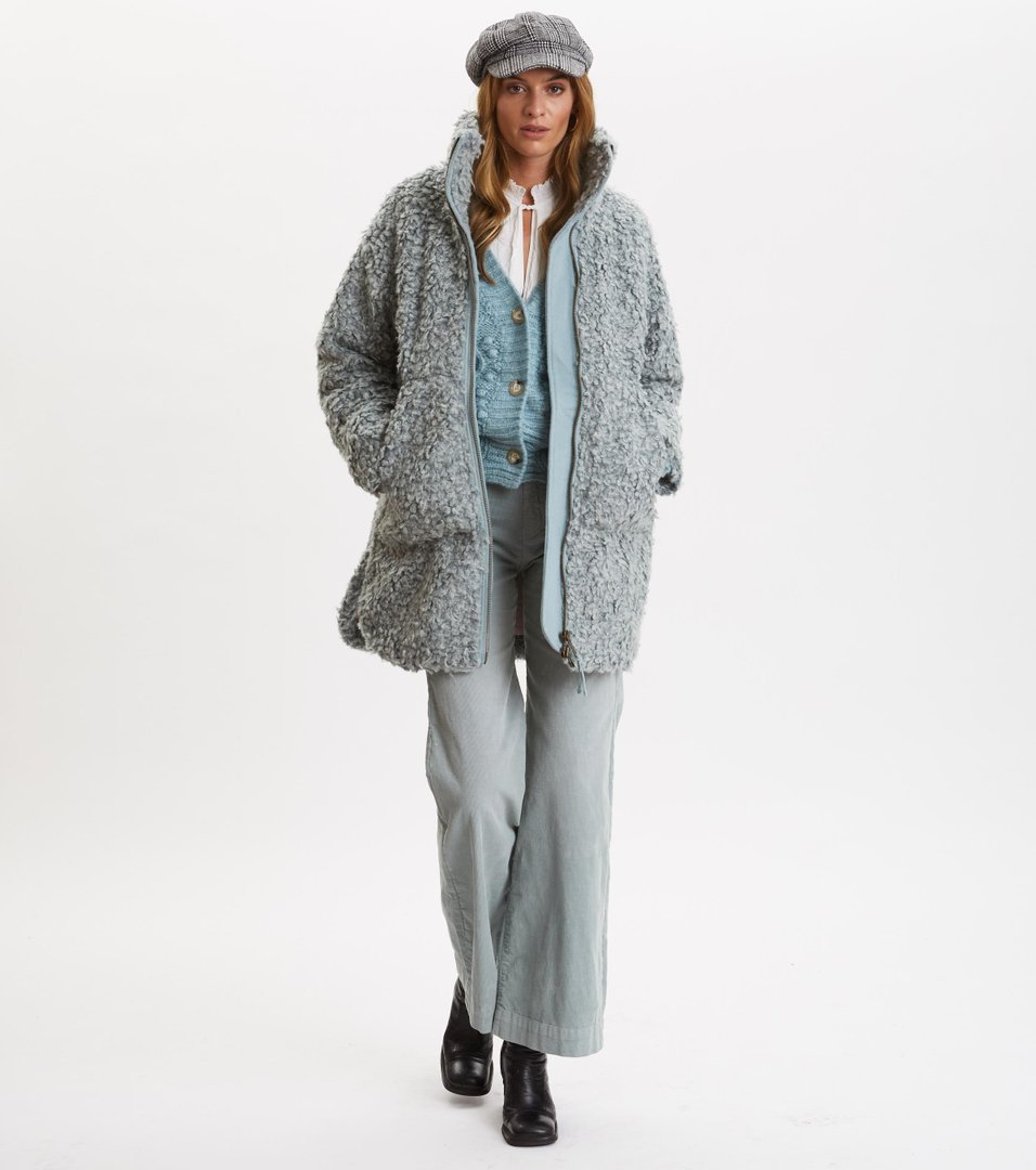 Odd Molly My Perfect Wrapping Jacket Misty Ocean