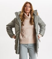 Odd Molly - Pretty Mountainous Parka - FADED CARGO