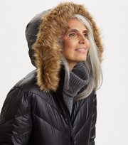 Odd Molly - Pretty Mountainous Parka - ALMOST BLACK