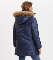 Odd Molly - Pretty Mountainous Parka - PIGEON BLUE