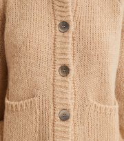 Odd Molly - Significant Other Cardigan - SOFT CAMEL