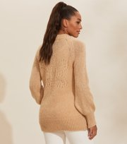Odd Molly - Significant Other Sweater - SOFT CAMEL