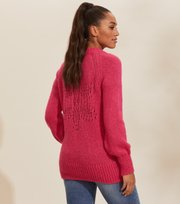 Odd Molly - Significant Other Sweater - HOT PINK