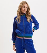 Odd Molly - Unconquerable Jacket - DEEP COBALT