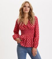 Odd Molly - Calling For Blouse - DEEP PINK