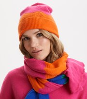 Odd Molly - All Set Beanie - HOT PINK