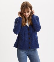 Odd Molly - Cozy Hugs Cardigan - DEEP COBALT