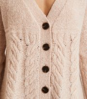 Odd Molly - Cozy Hugs Cardigan - LIGHT POWDER