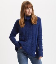 Odd Molly - Cozy Hugs Turtleneck - DEEP COBALT