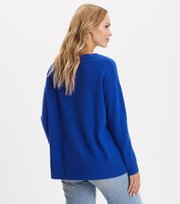 Odd Molly - All Set Sweater - COBALT BLUE