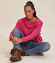 Odd Molly - All Set Sweater - HOT PINK