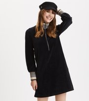 Odd Molly - Unconquerable Dress - ALMOST BLACK