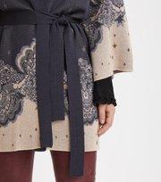 Odd Molly - Free At Last Kimono - ASPHALT