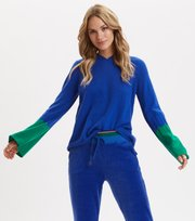 Odd Molly - Unconquerable Pant - DEEP COBALT
