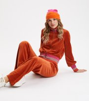 Odd Molly - Unconquerable Pant - DARK ORANGE