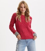 Odd Molly - Majestic Sweater - SIENNA