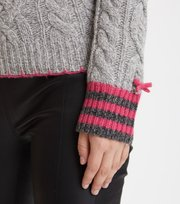 Odd Molly  - Majestic Sweater - LIGHT GREY MELANGE
