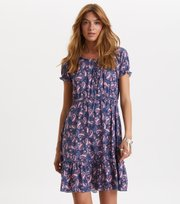 Odd Molly - Pretty Neat Dress - DARK BLUE
